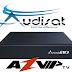 Audisat E10 (Lote 1 e 2) Nova Firmware V1.2.97 - 21/07/2018