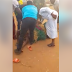 Boy Beats 'Hungry' Masquerade Because Of Money At An Event In Anambra