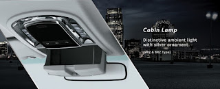 Fortuner Cabin Lamp