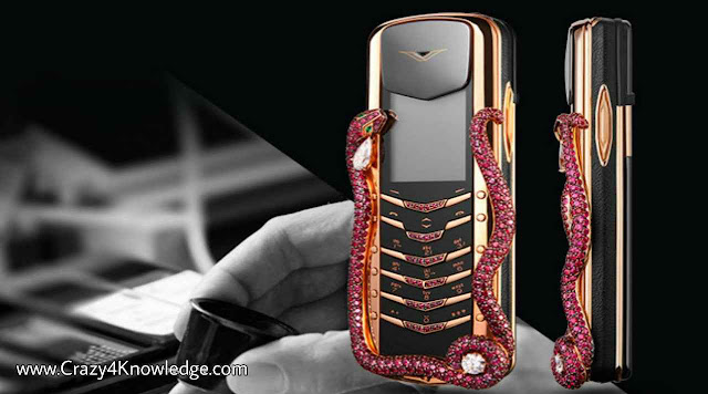 World's expensive mobile phones