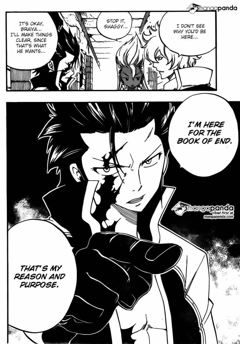 Fairy Tail Ch 426: Blackheart