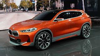 BMW X2 Data Uscita, Presentazione e Ultime Notizie