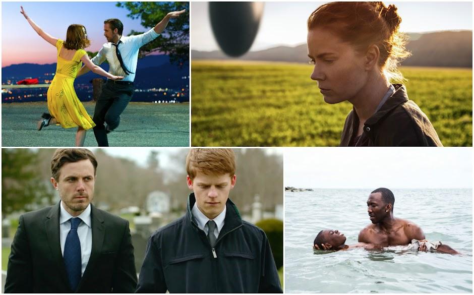 Especial Oscar 2017 – Análise e Previsões da Premiação