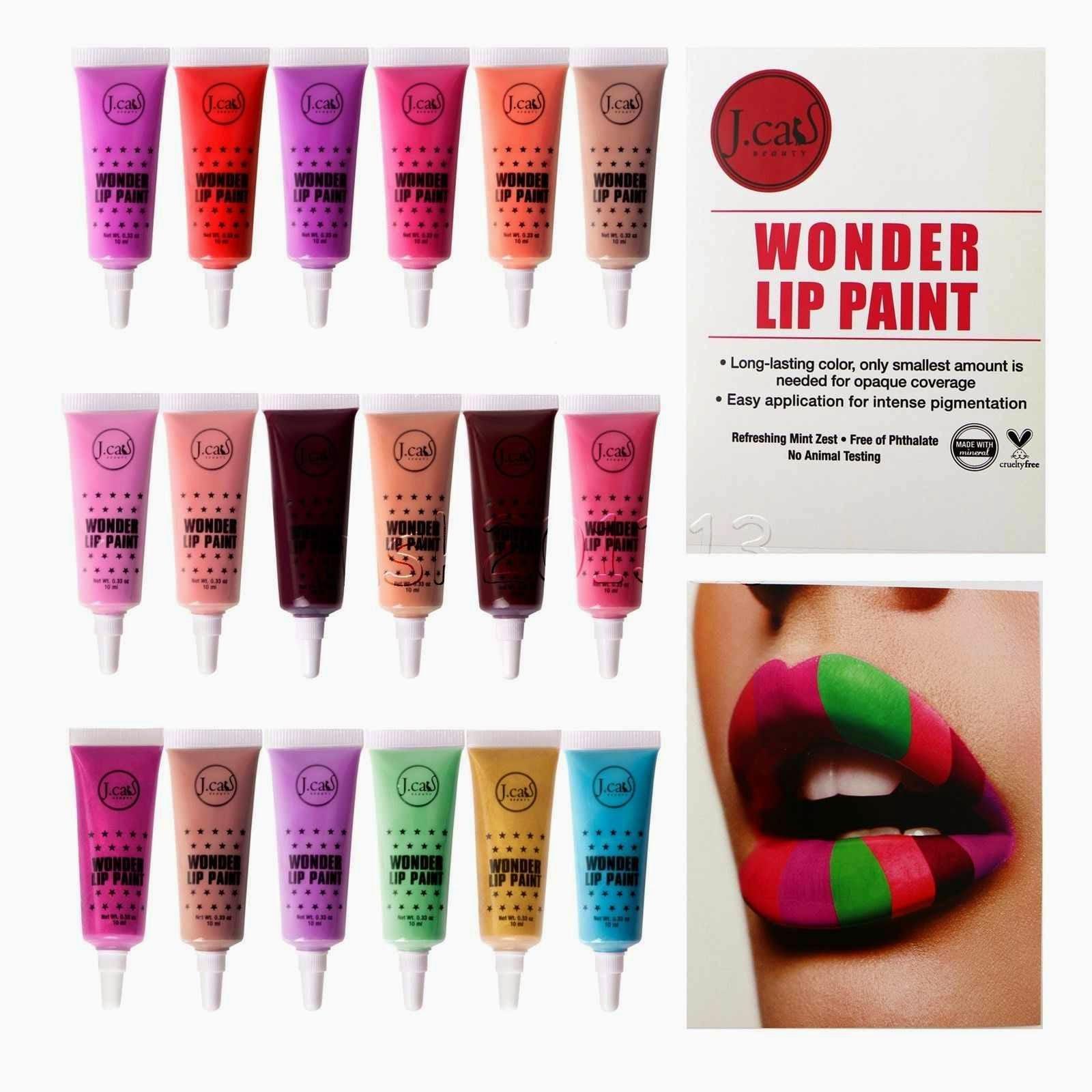 Wonder Lip Paint by J.Cat Beauty #7