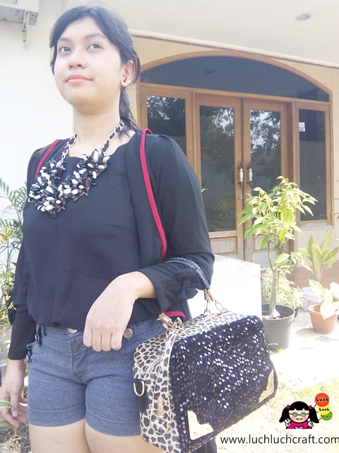 Fashion Twilight Style Dresslink Leopard Bag O Luch And Luch Me Again Inge Lakawa And My Sister How Are You D I Hope You Are Doing Good