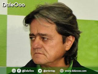 Keko, Presidente de Oriente Petrolero - DaleOoo