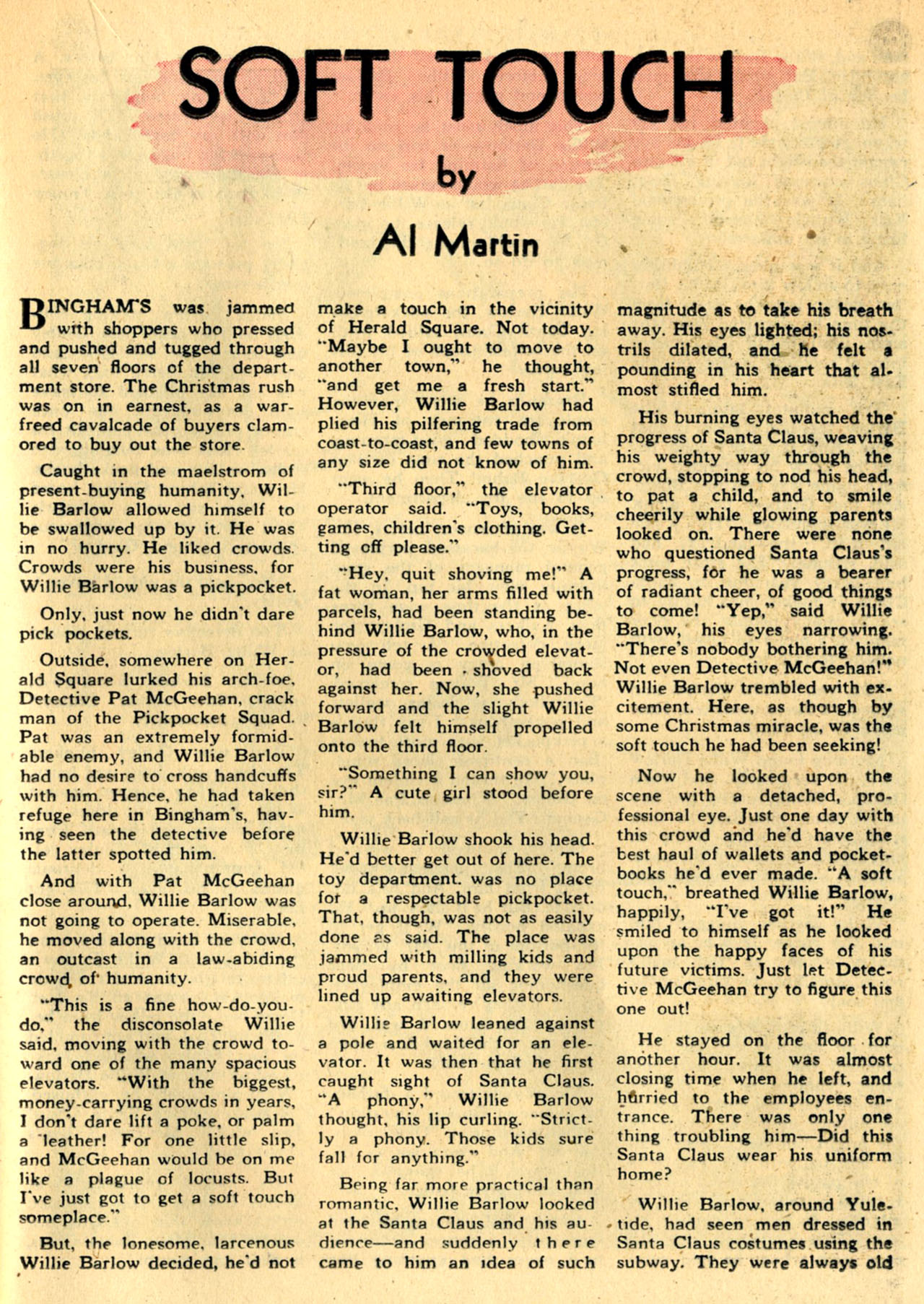 Read online Detective Comics (1937) comic -  Issue #111 - 31