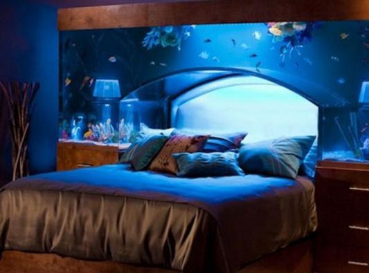 Headboard designs big aquarium