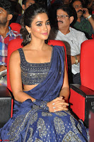Pooja Hegde choli saree at DJ Duvvada Jaggannadham music launch ~  Exclusive 15.jpg
