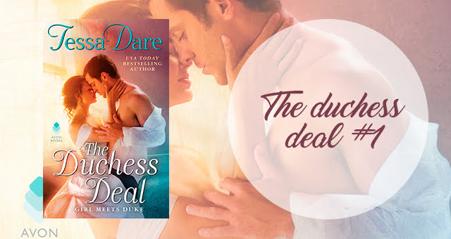 The duchess deal 1, Tessa Dare
