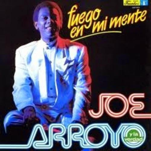 FUEGO EN MI MENTE - JOE ARROYO (1988)