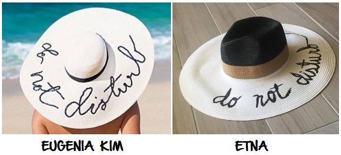 Clones 2016 sombrero Eugenia Kim Etna