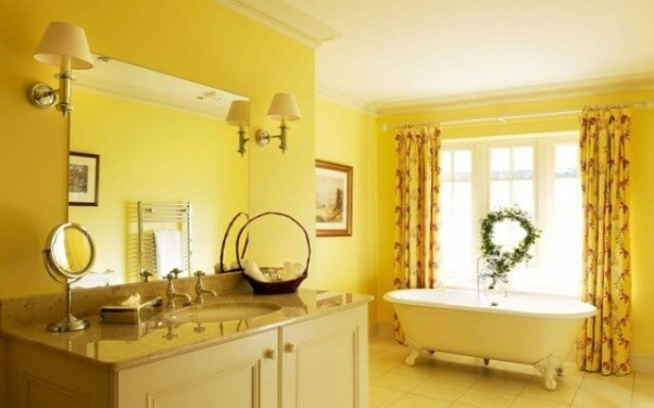 This Stunning Sensation Yellow Gold Bathroom Design Ideas Read Article