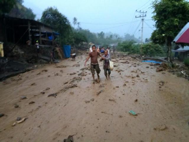 Seorang Bayi Hilang, Satu Meninggal, Banjir Bandang di Aceh Tenggara