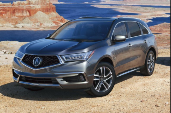 2018 Acura MDX Features, Specs, Engine, Price, Release Date