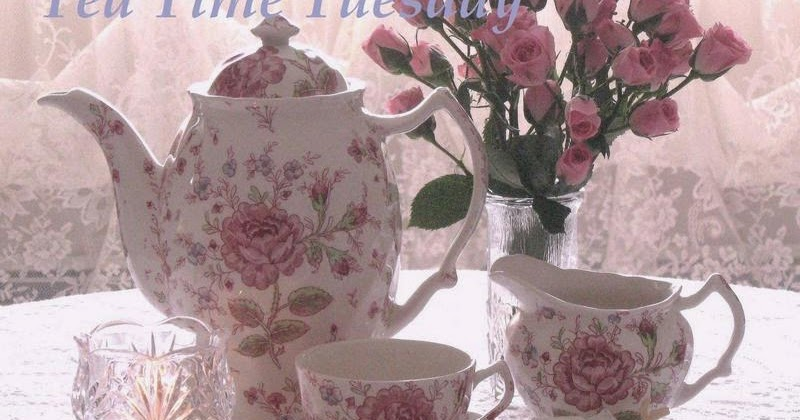 Rose Chintz Cottage A Little Chintz For Tea Time