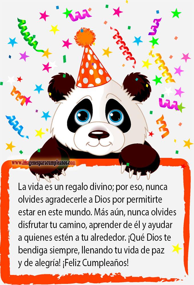 cumpleaños divino