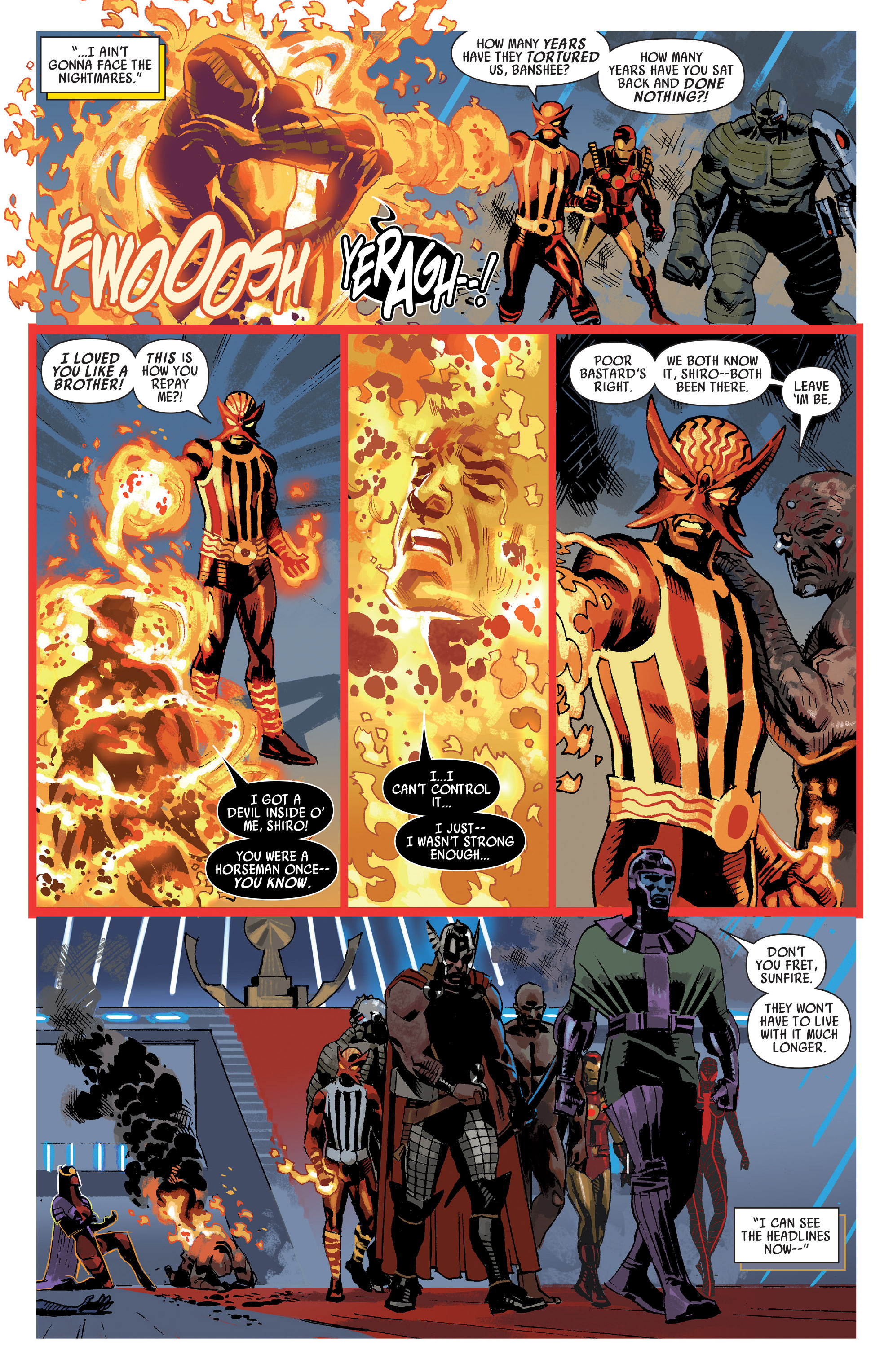 Read online Uncanny Avengers (2012) comic -  Issue #20 - 13