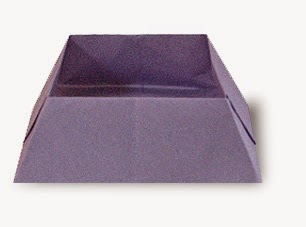 gấp, xếp Hộp giấy đựng kẹo