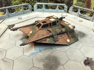 Rebellion T-47 Airspeeder