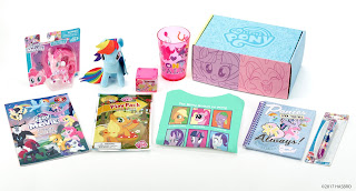 Hasbro Reveals HASCON My Little Pony Box Contents