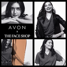 AVON X THE FACE SHOP