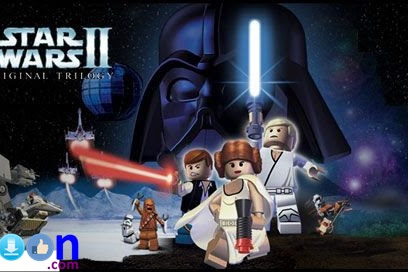 Free Download Game LEGO Star Wars II The Original Trilogy for Computer PC or Laptop