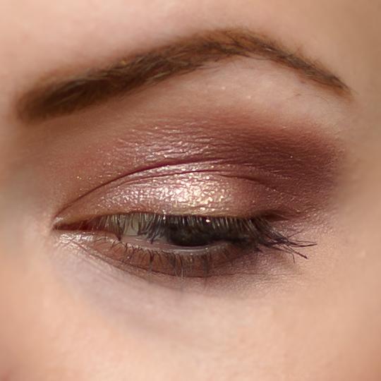 Charlotte Tilbury Vintage Vamp Eye Look