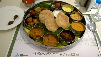 A thali meal to remember