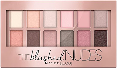 Maybelline The Blushed Nudes $9 (reg $12)