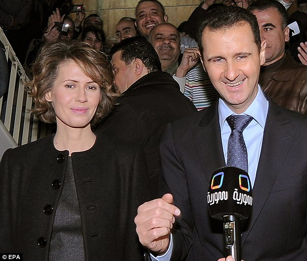 President Assad's hacked emails reveal isolation of Syria's leader