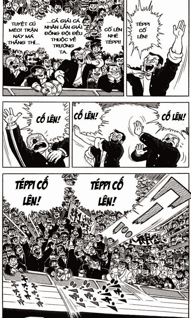 Siêu quậy Teppi chap 129 - Trang 7