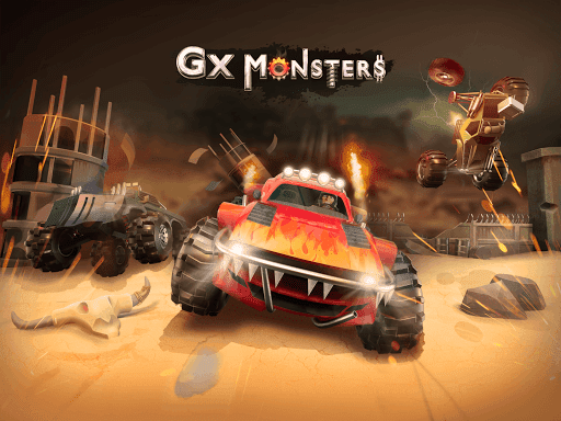GX Monsters Mod Apk