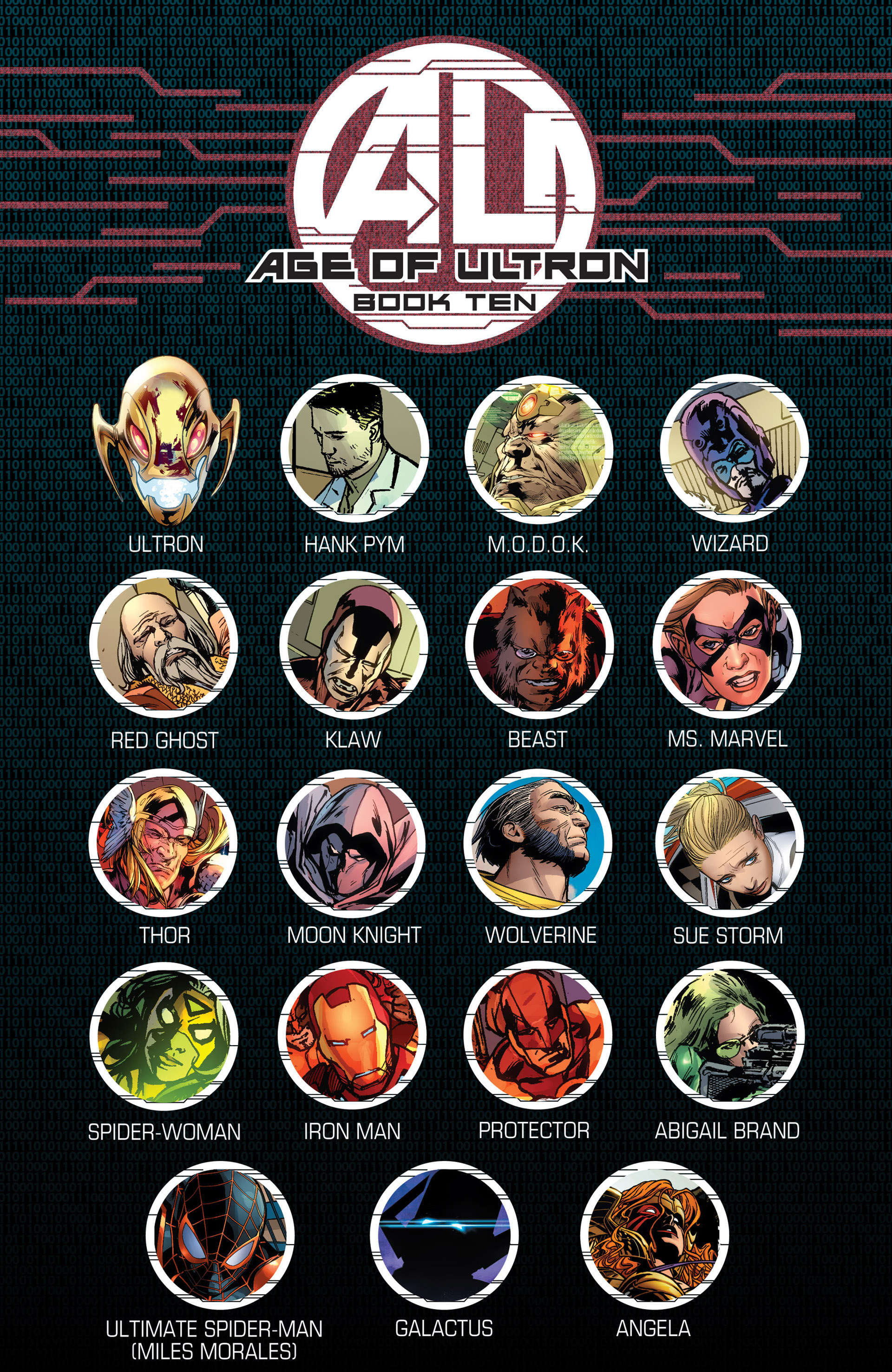 Read online Age of Ultron comic -  Issue #10 - 31