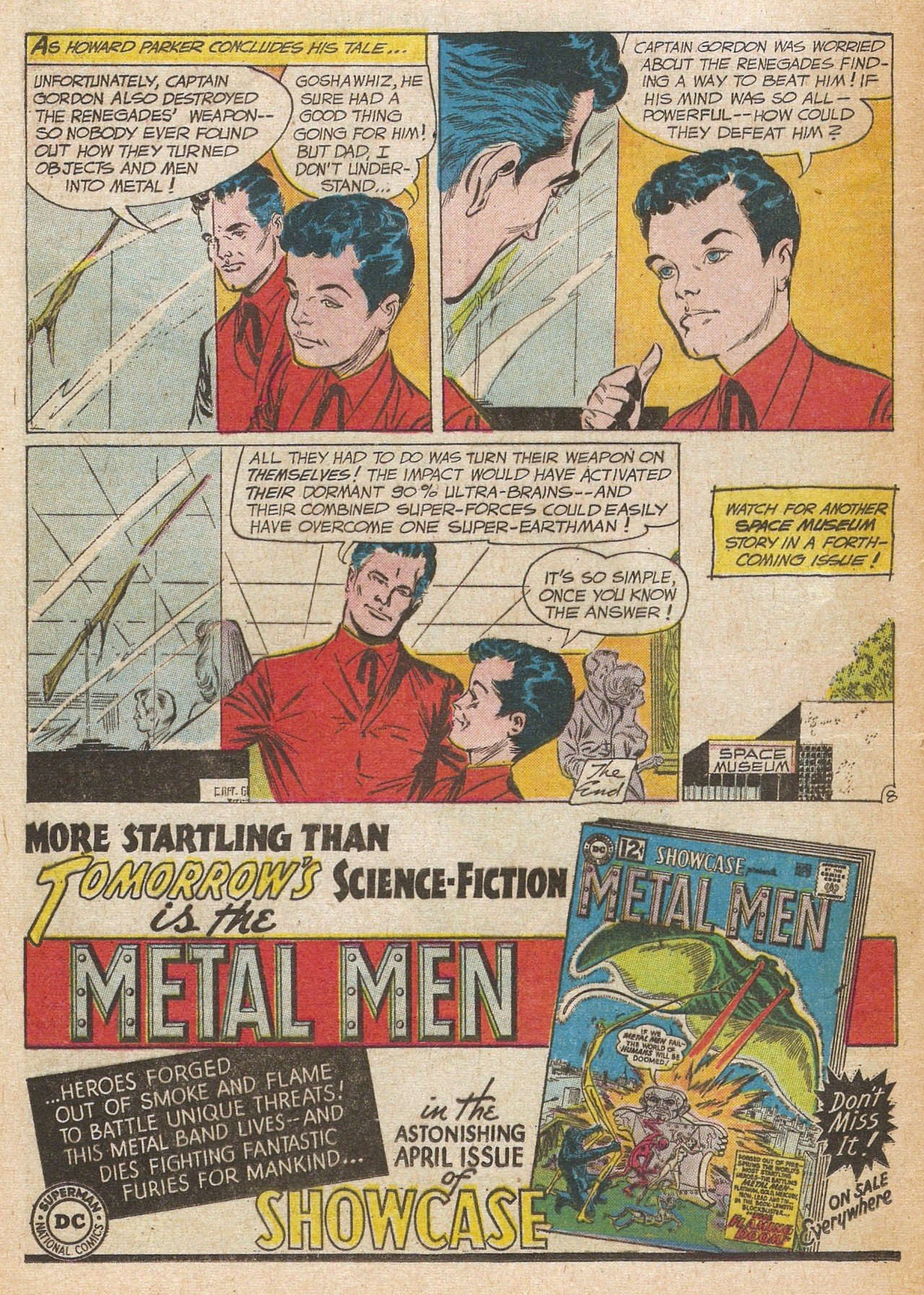 Strange Adventures (1950) issue 139 - Page 32