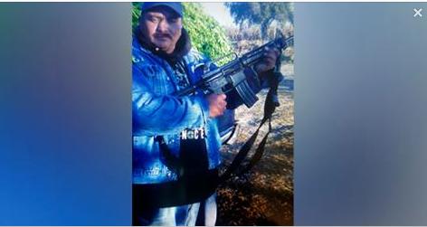 El Quino capo huachicolero fue ejecutado por comando de los contras mientras se pegaban una borrachera
