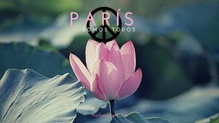 Cartel París somos todos