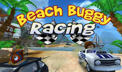 Beach Buggy Racing Android game