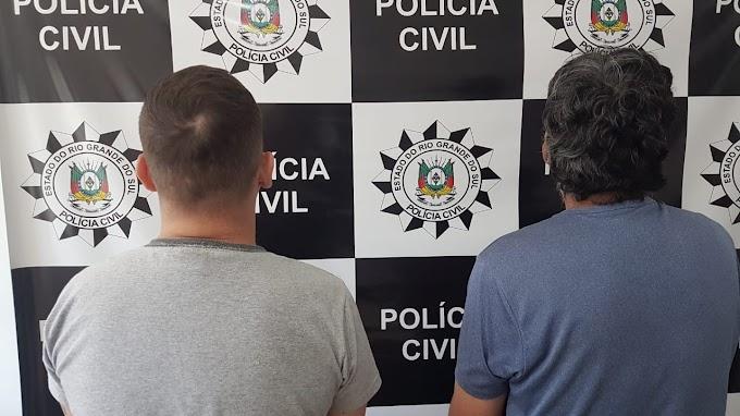 CACHOEIRINHA: Polícia Civil prende dois traficantes nas proximidades de uma escola