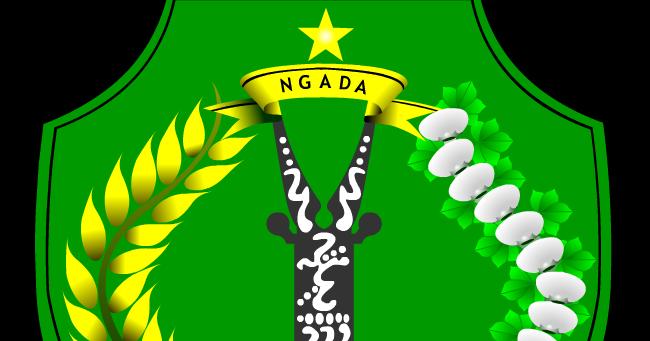 Logo Kabupaten Kota Logo Kabupaten Ngada Nusa Tenggara Timur