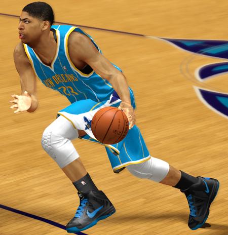 sale retailer 5d499 57d35 NBA 2K13 Nike Air Max Hyperaggressor N7 Shoes