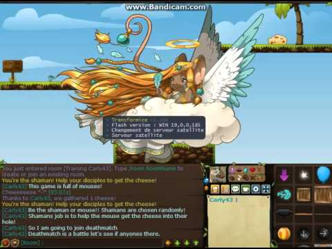 Transformice game | Flash Online Games