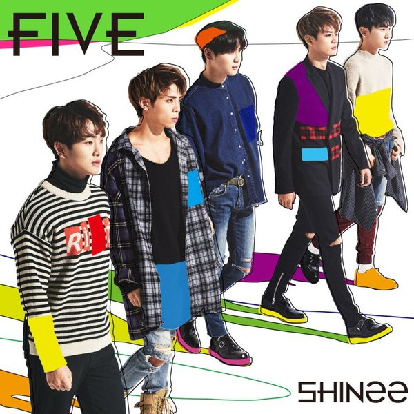 Album] SHINee – Five (Japanese) MP3 ~ OppaKita: Download