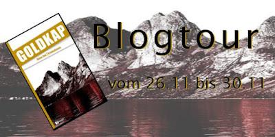 Blogtour Goldkap