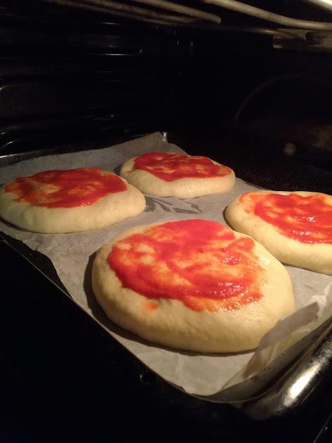 Cottura in forno a 180°