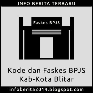 Alamat dan Kode Faskes BPJS Blitar