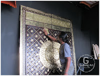 Pusat pembuatan pintu masjid nabawi Yogyakarta Indonesia