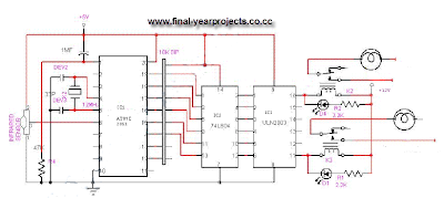 Infrared Remote Control On/Off Switch Electrical Mini ...