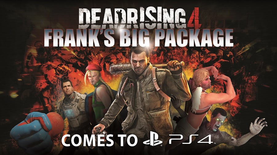 dead rising 4: frank's big package ps 4