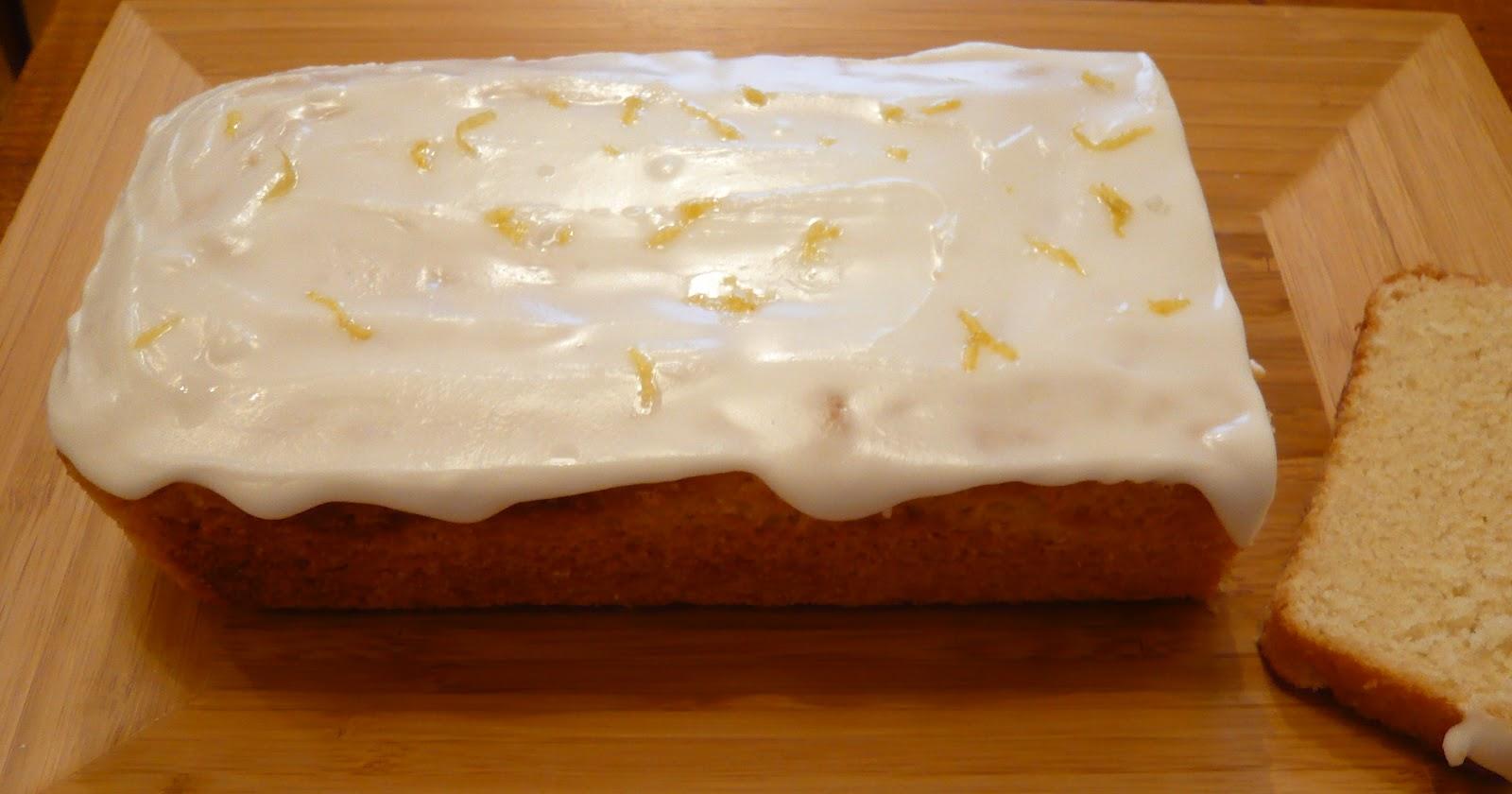 My Pampered Life Vegan Lemon Cake